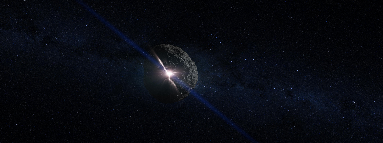nasa asteroid impact - photo #31