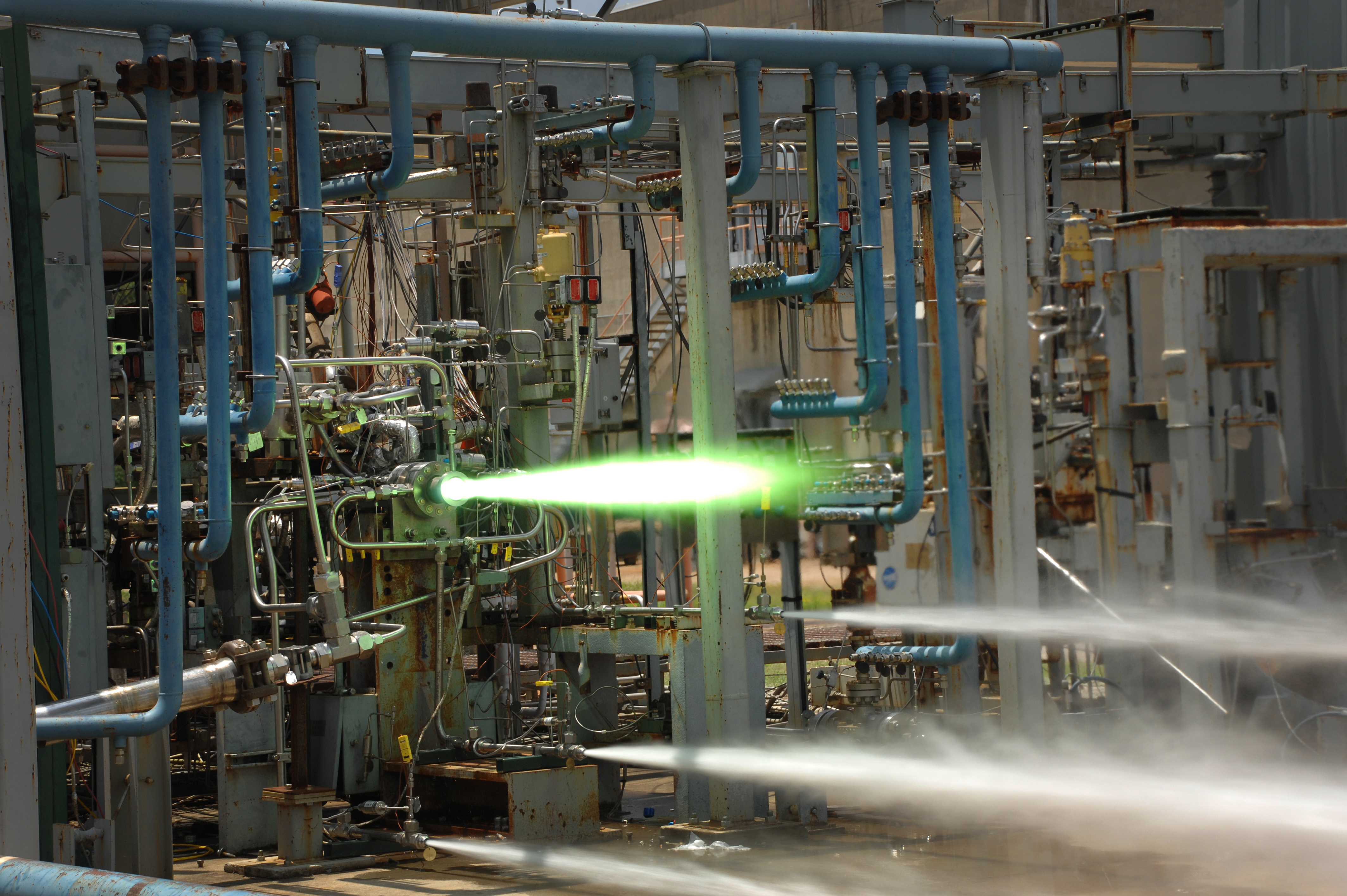 3 D Printed Rocket Parts Rival Traditionally Manufactured