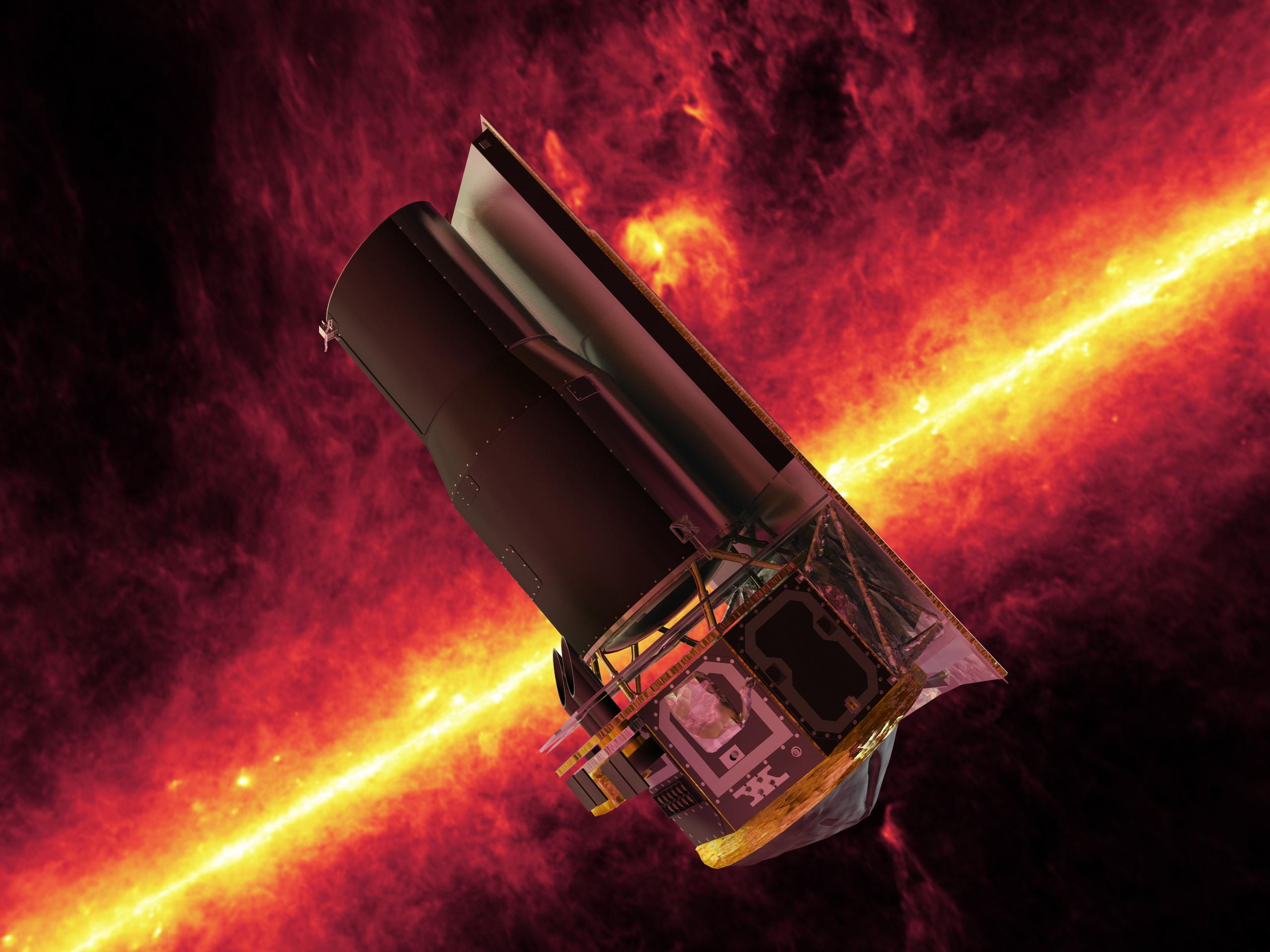 Spitzer Telescope Honored by Aerospace Society | NASA