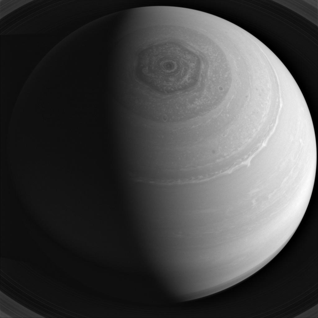 Circles on Saturn | NASA