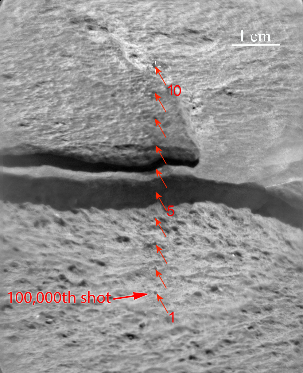 mars rover laser camera - photo #8