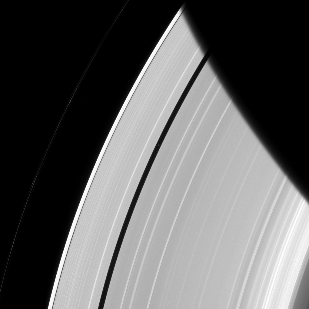 Pan Alone in the Gap | NASA
