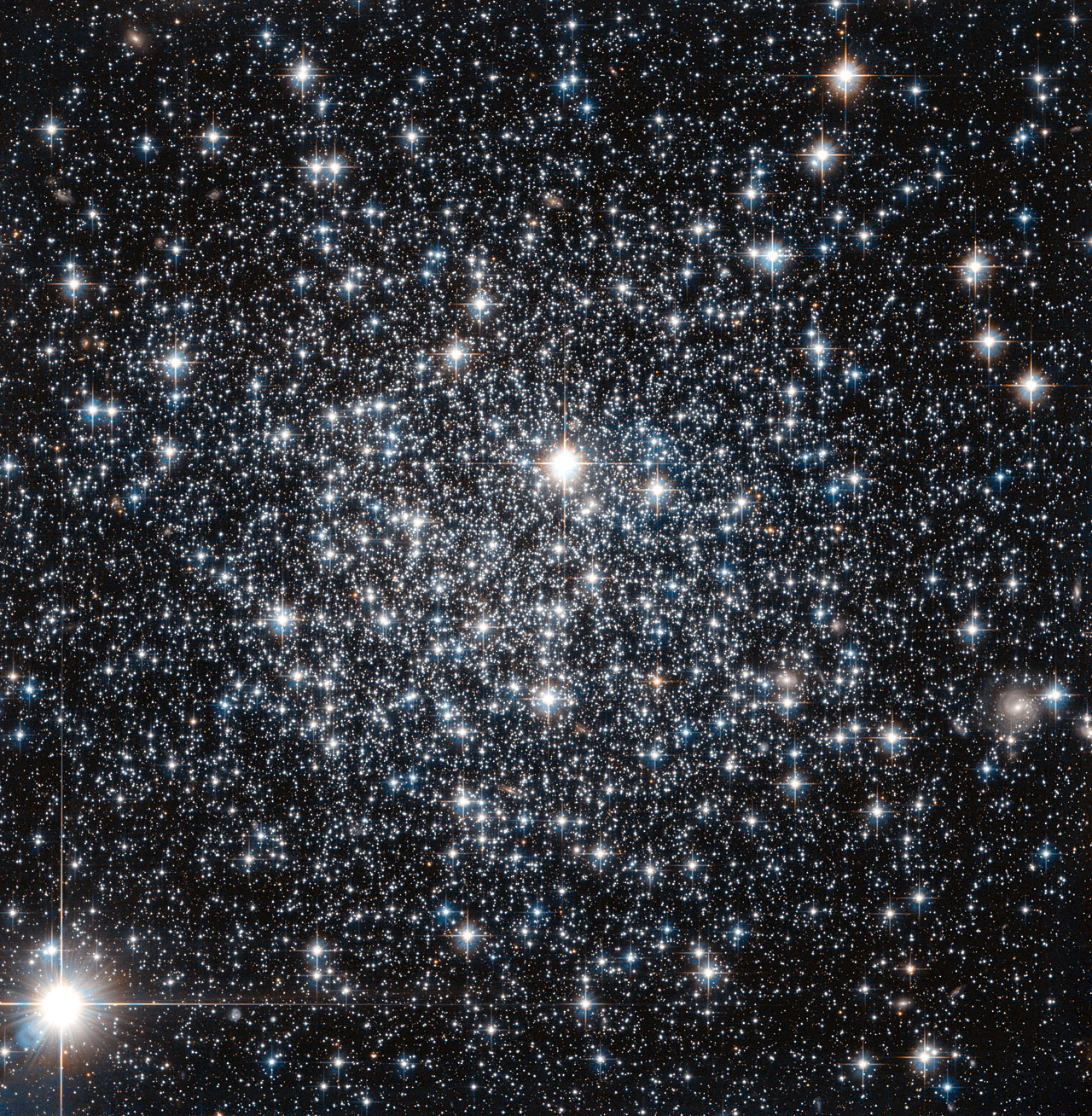 Hubble Revisits a Globular Cluster's Age