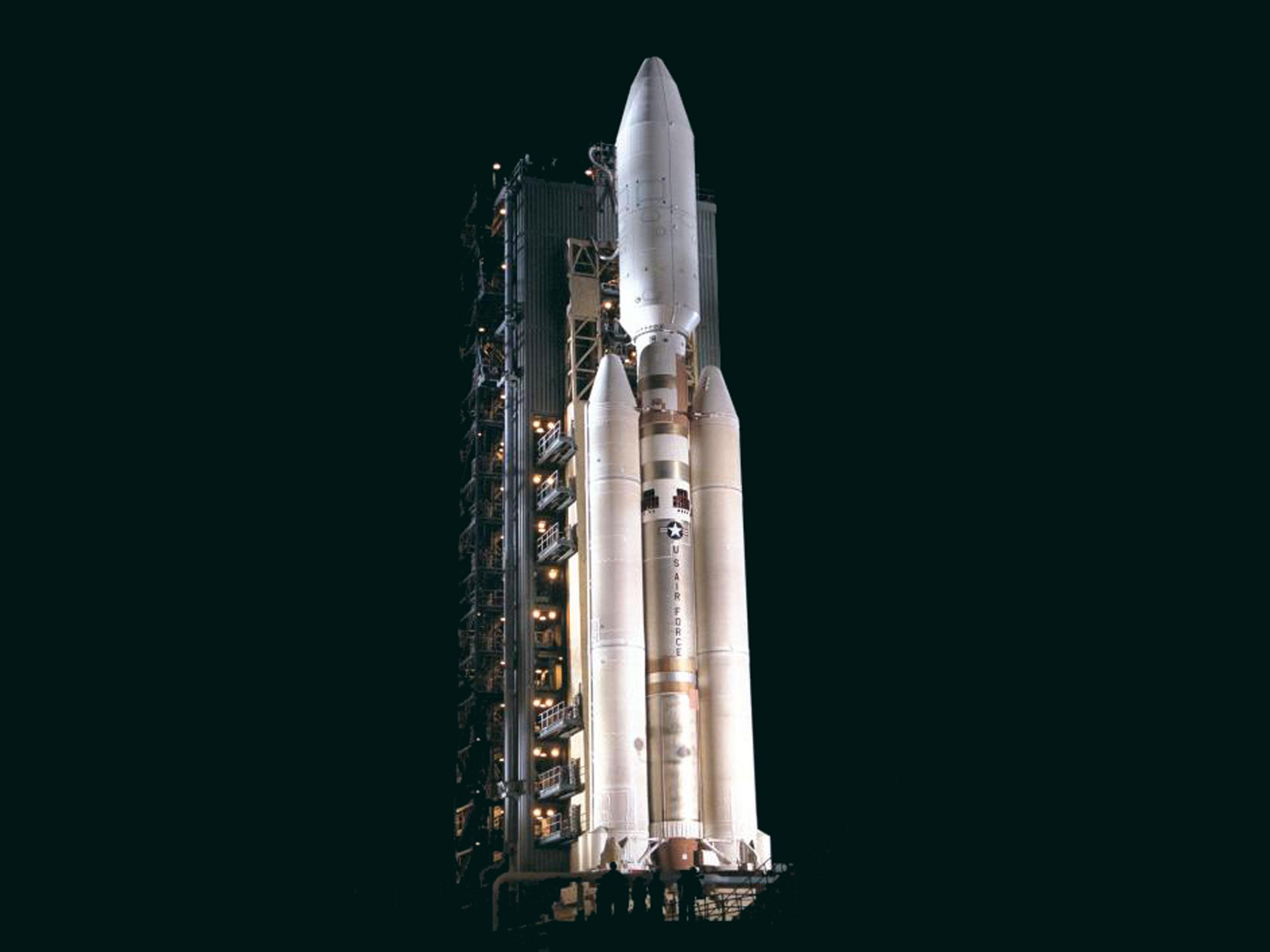 Launch Vehicle History | NASA