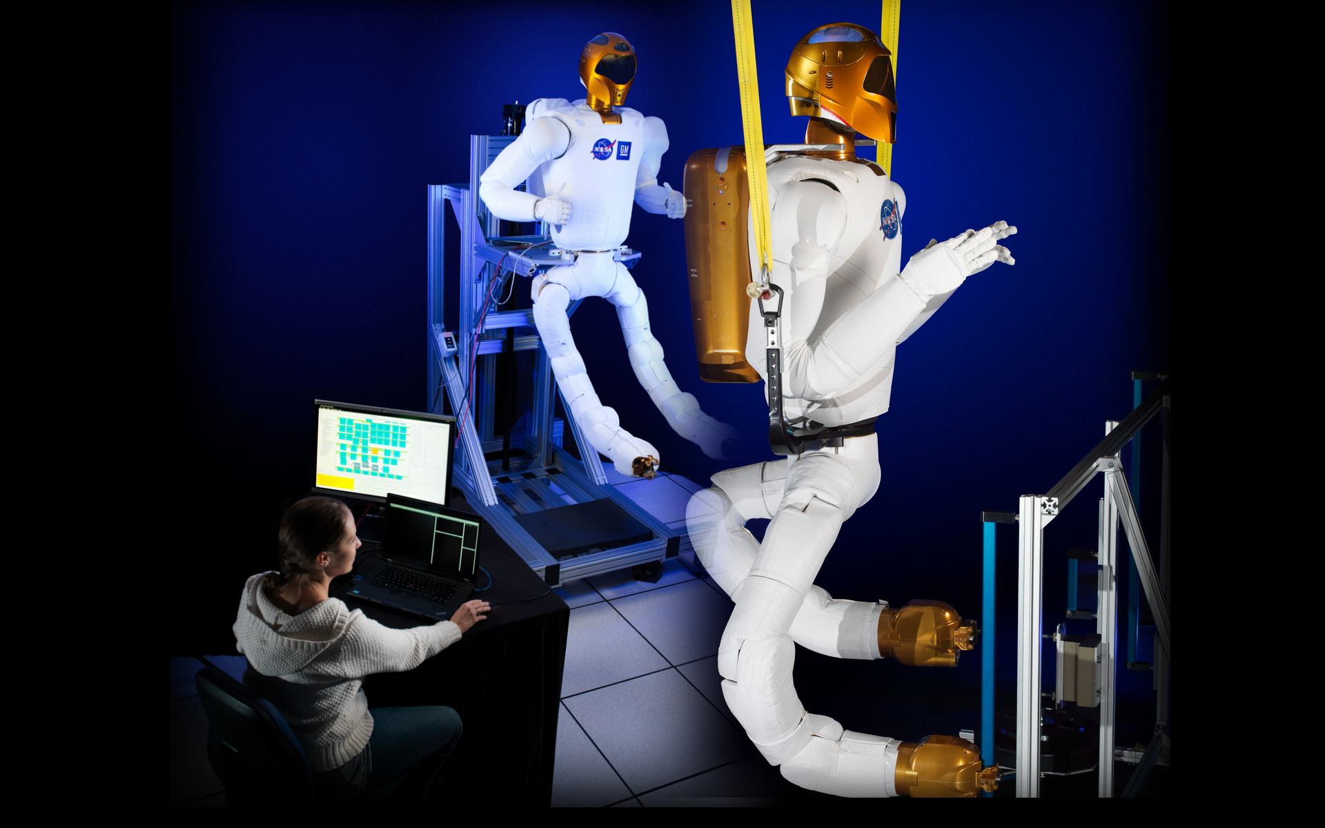 NASA Developing Legs for Space Station's Robonaut 2 | NASA