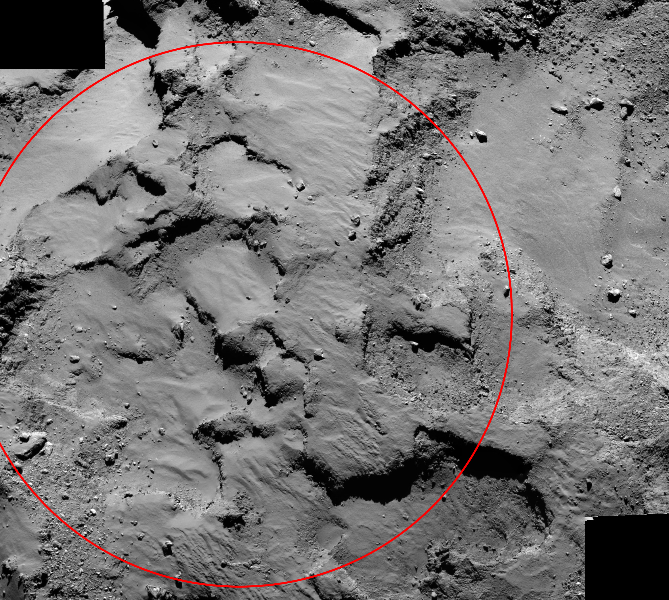 rosetta spacecraft landing - photo #3