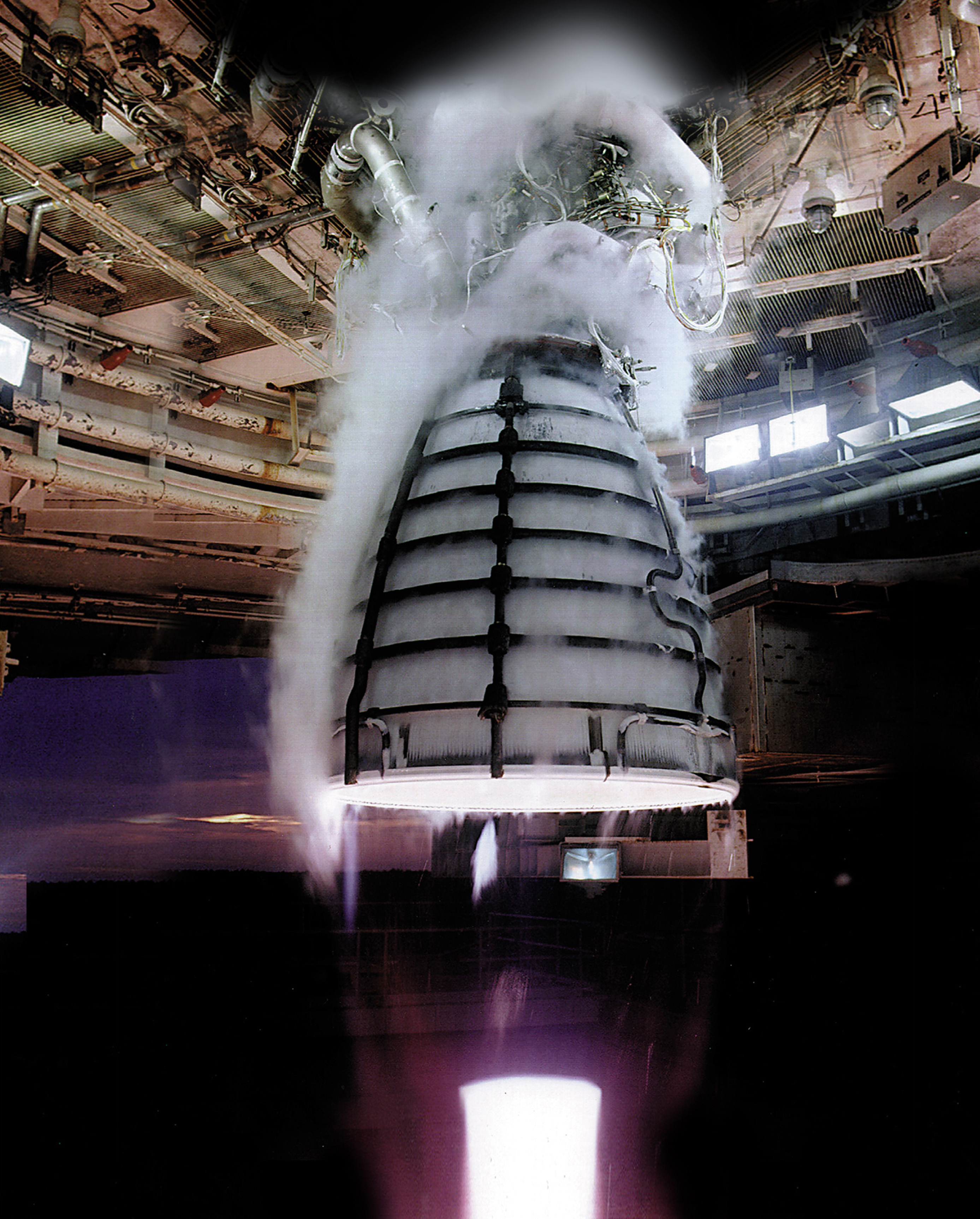 SLS Core Stage Engine: In It for the Long Haul   NASA
