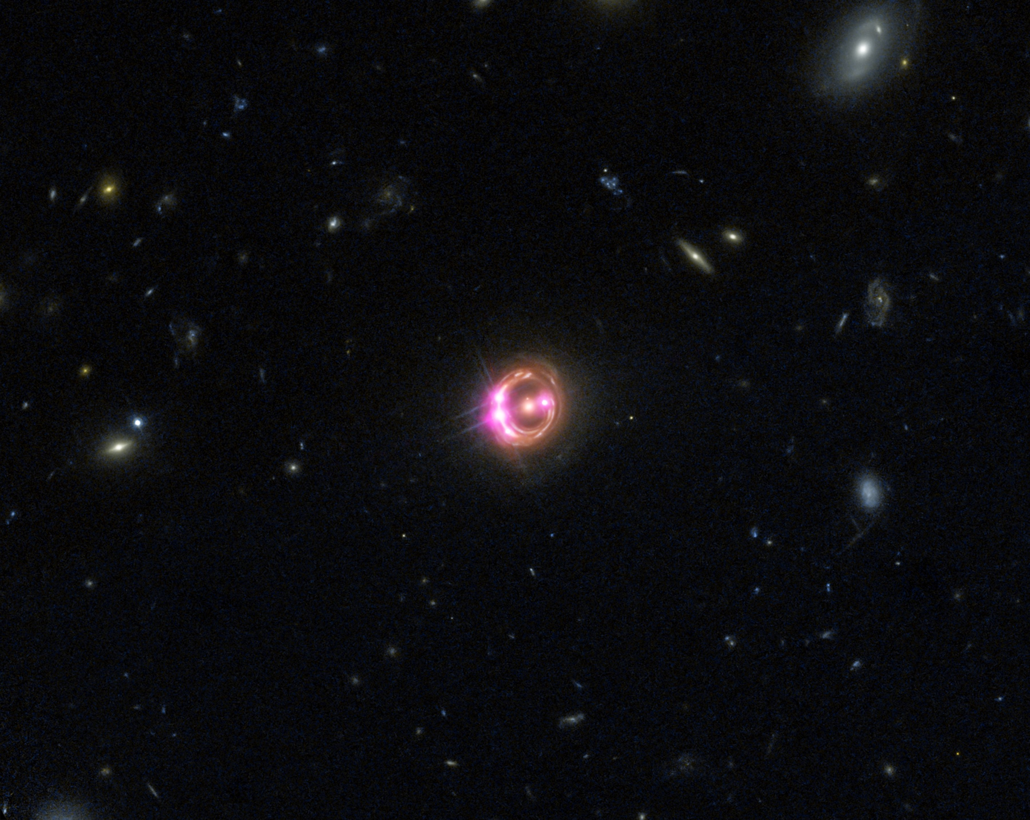 Distant Quasar RX J1131 | NASA