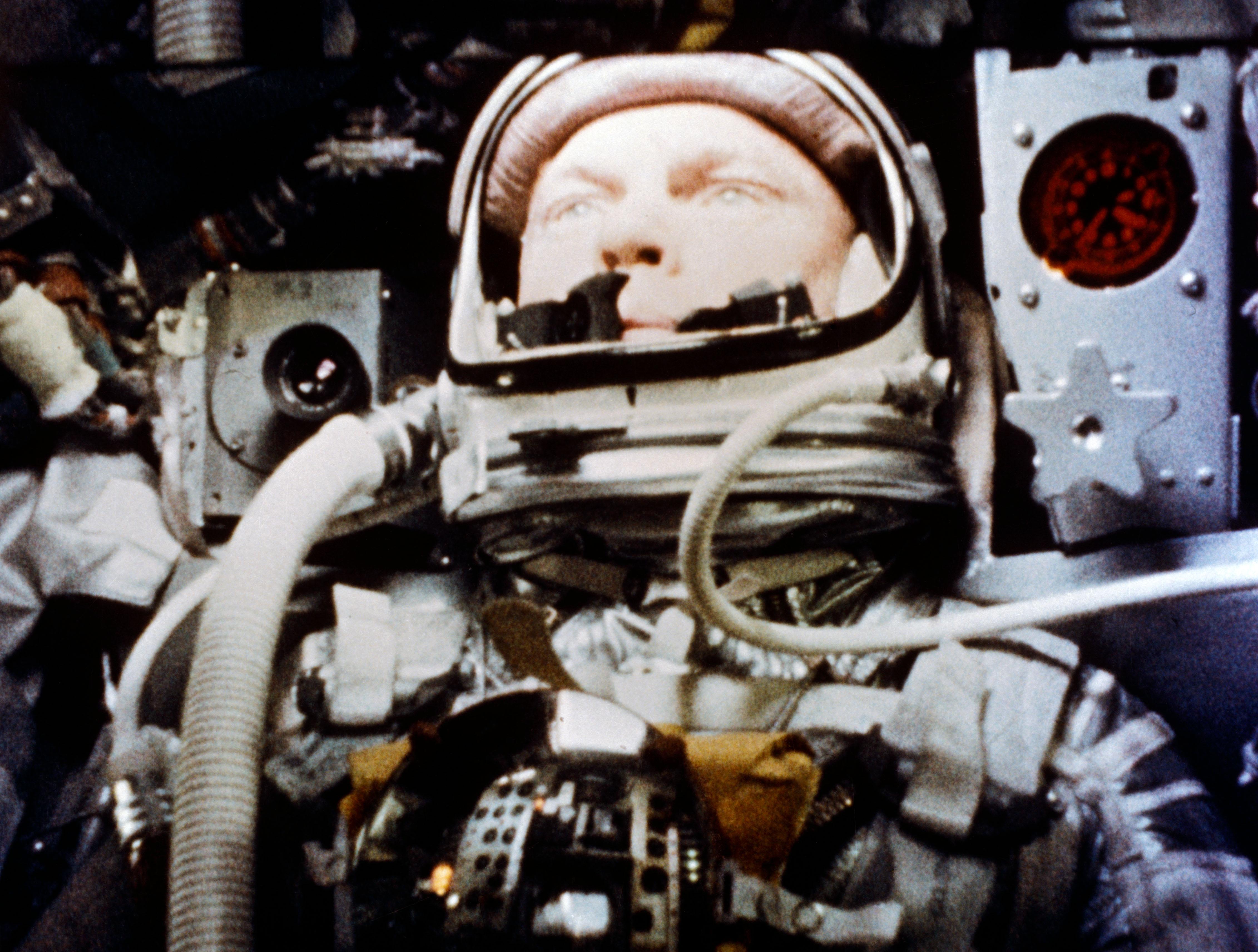 John Glenn in Orbit | NASA