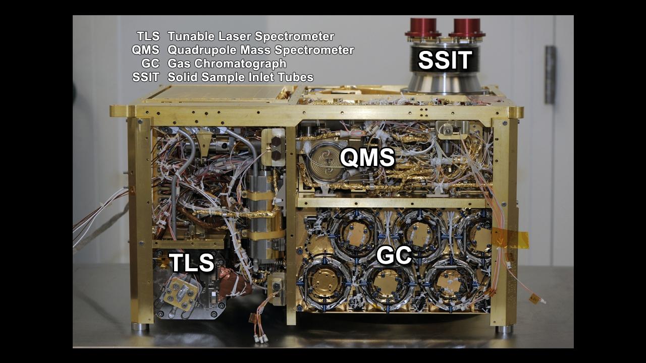 NASA Goddard Instrument's First Detection of Organic Matter on Mars