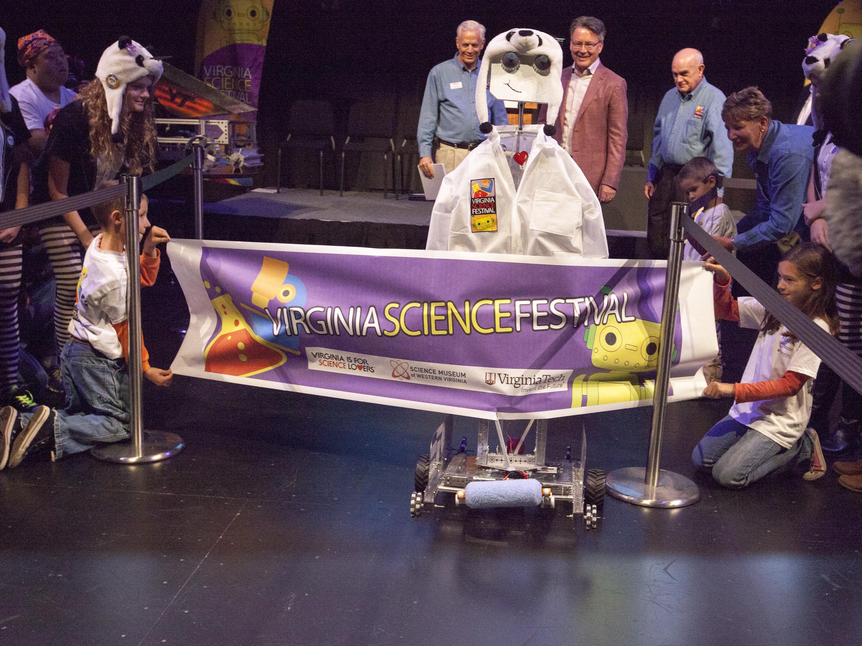 Virginia Science Festival Satisfies, Inspires with Help ...
