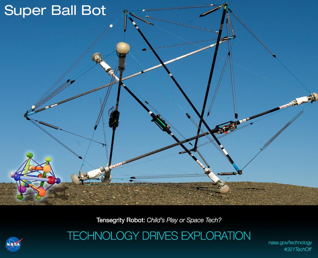 Super Ball Bot | NASA