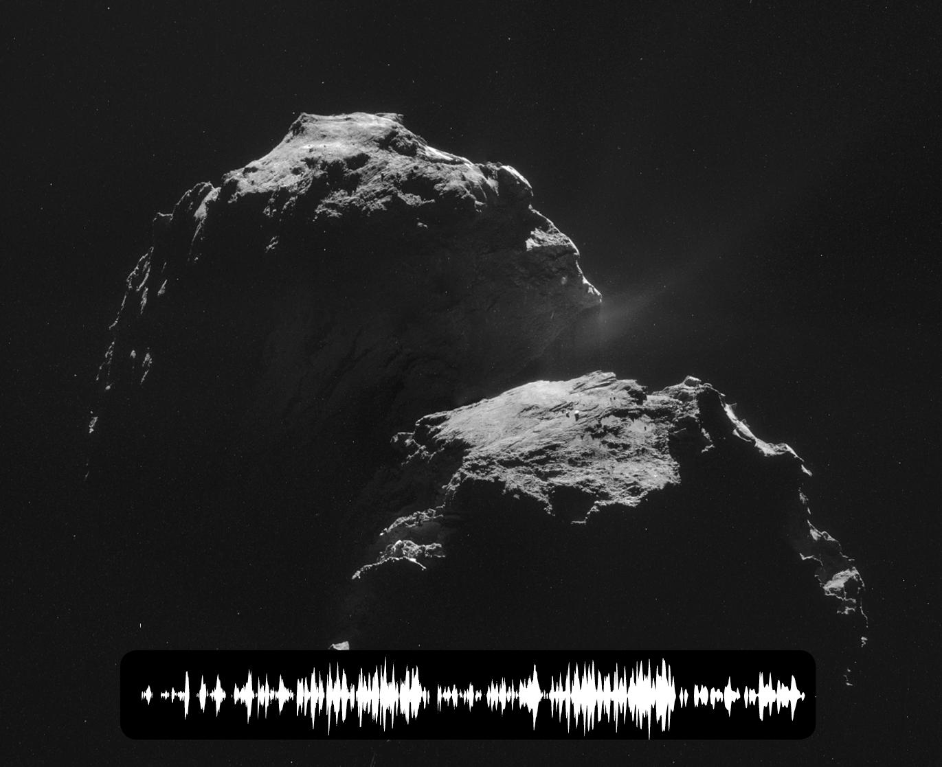 Rosetta's Singing Comet | NASA