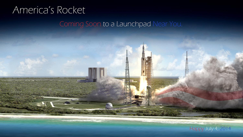 America's Rocket | NASA