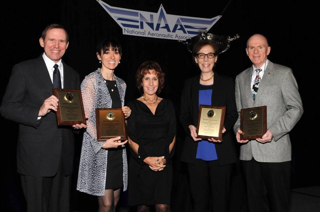 NASA STEM Education Initiative Honored With 2013 Strickler Award | NASA