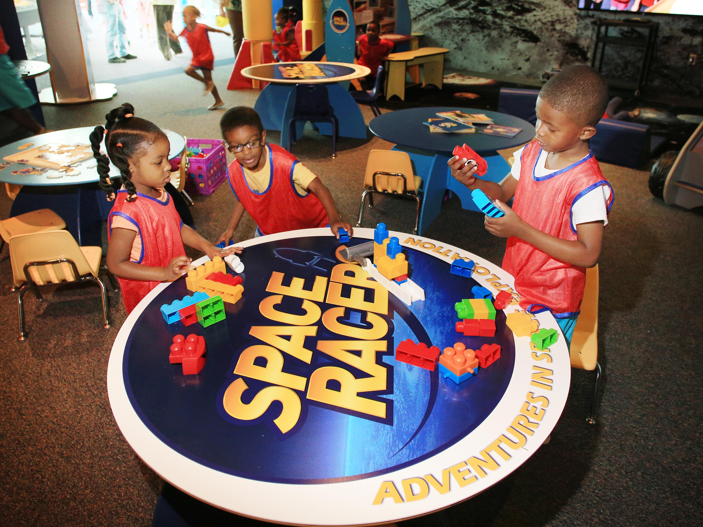 Space Racers Opens For Preschoolers At Vasc Nasa