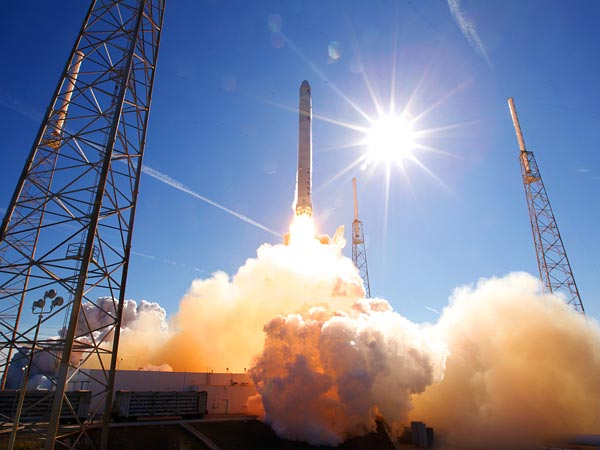 See a Rocket Launch at Kennedy Space Center