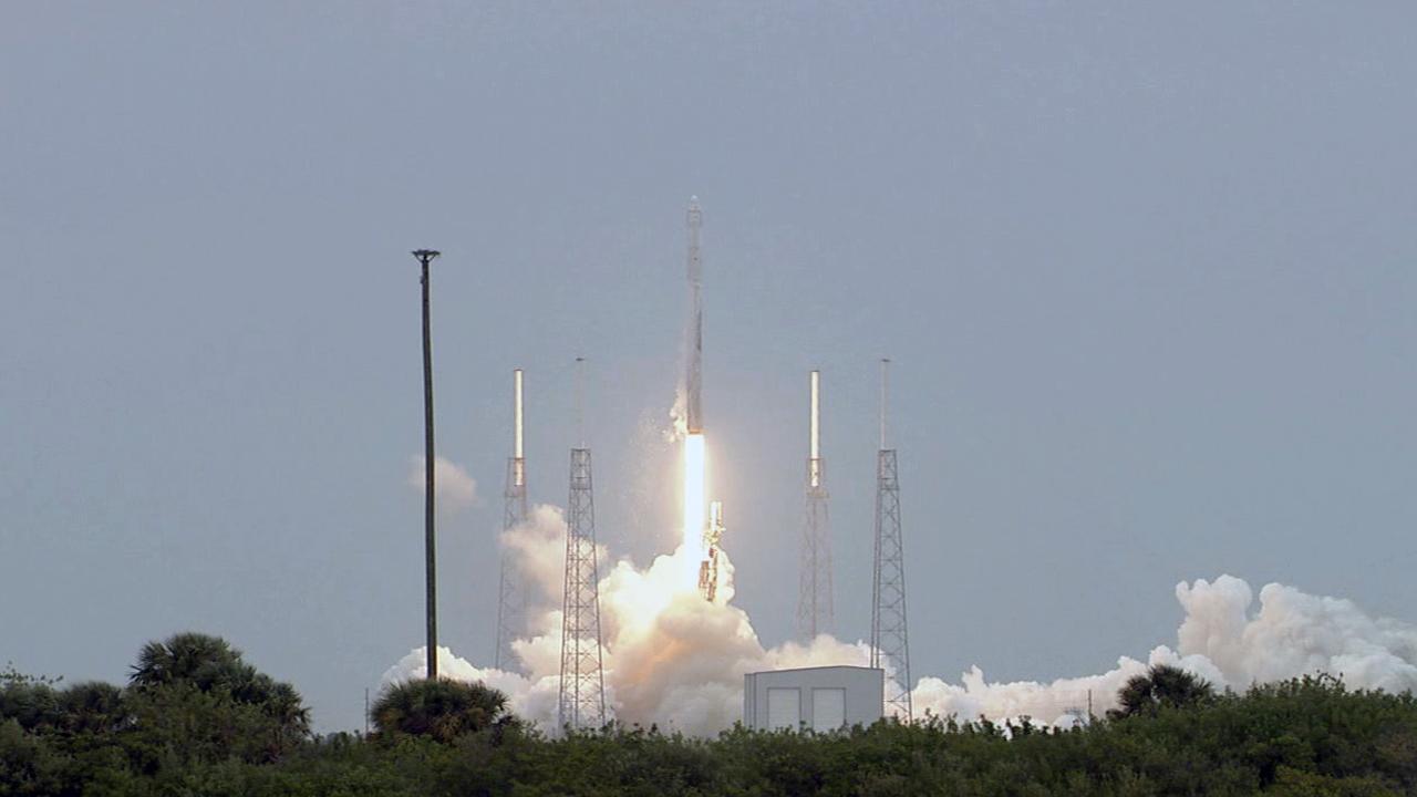 nasa launch manifest - photo #13