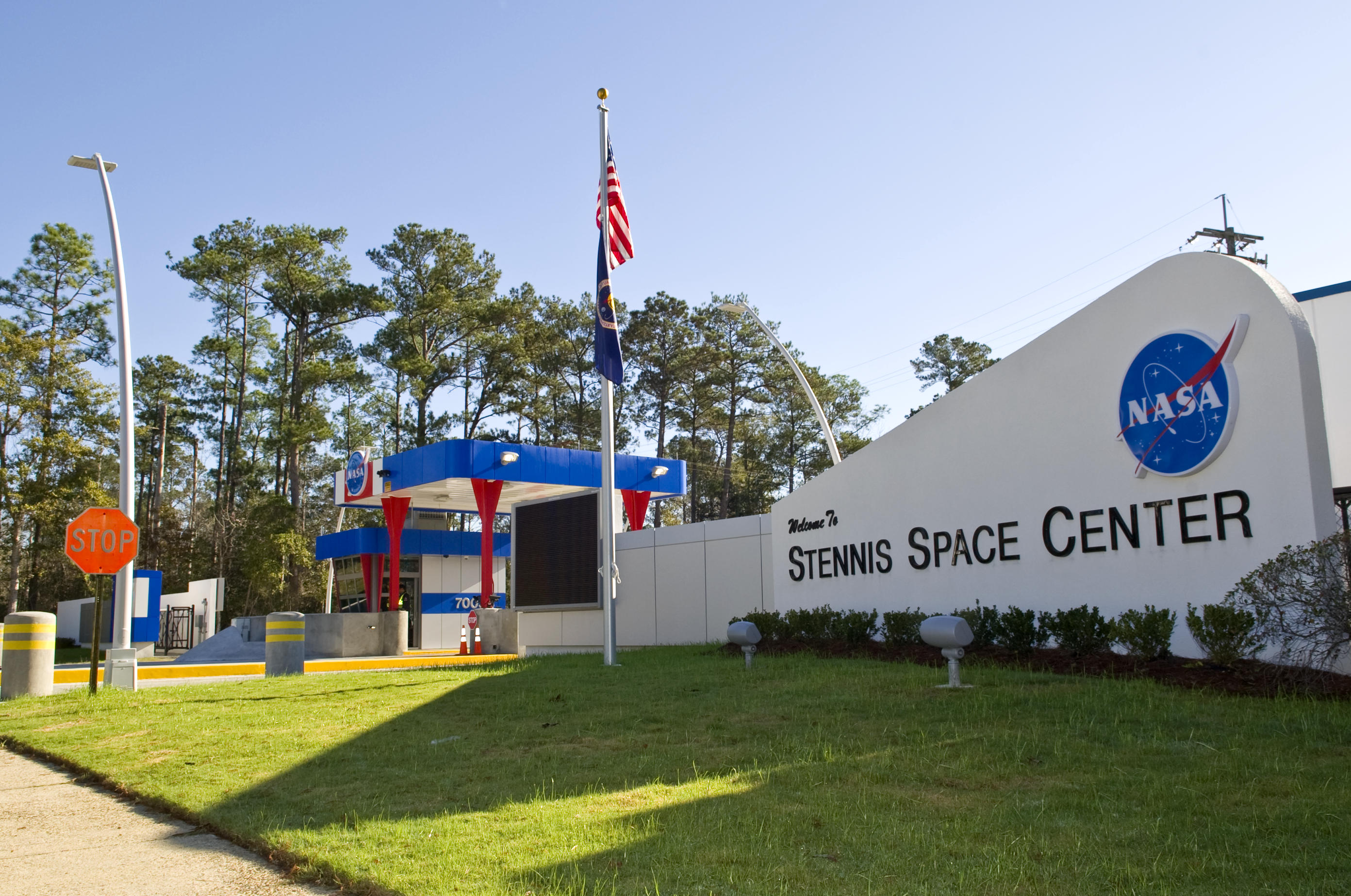 Image Gallery history stennis space center