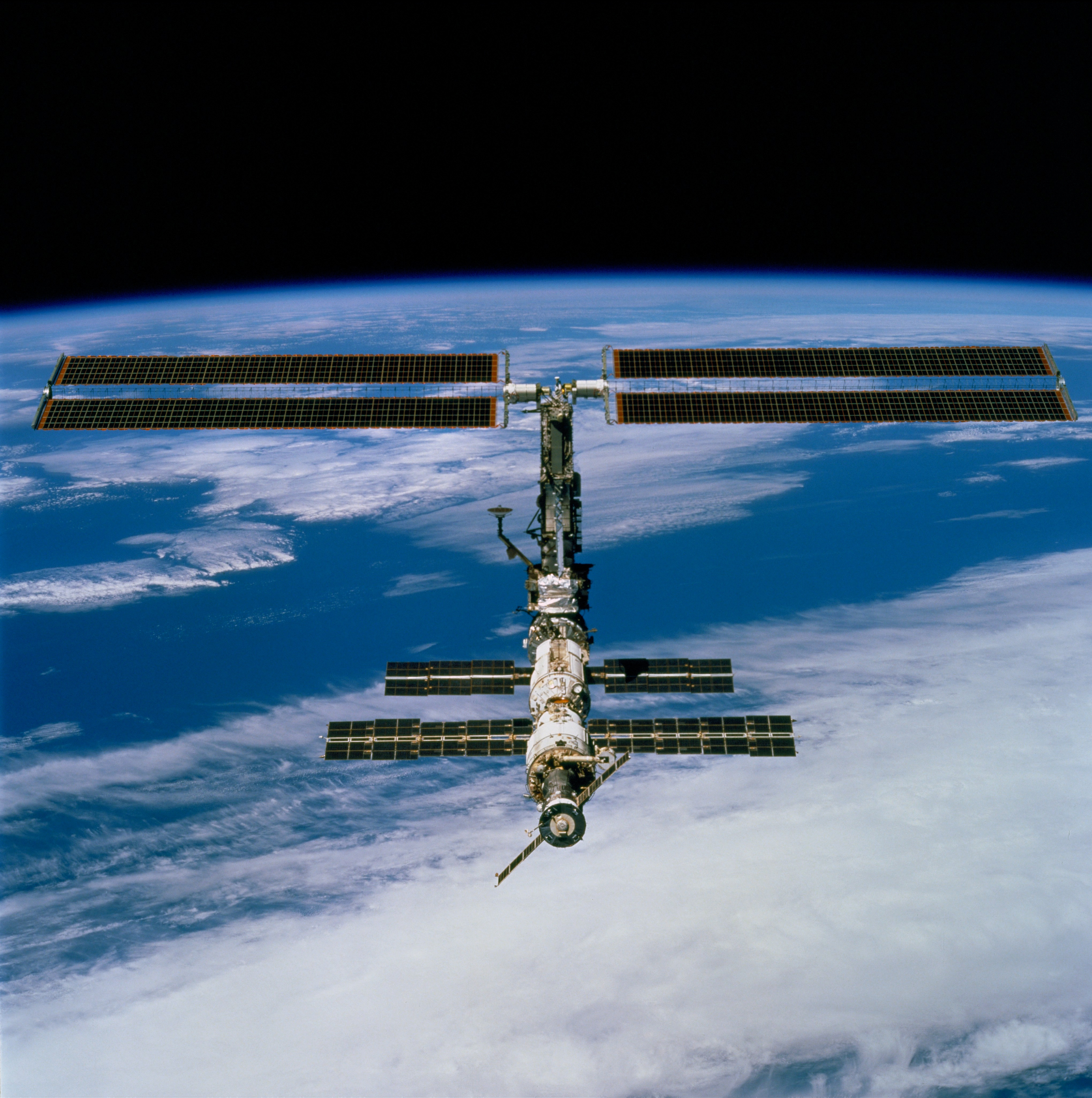 ISS Assembly Mission 4A | NASA