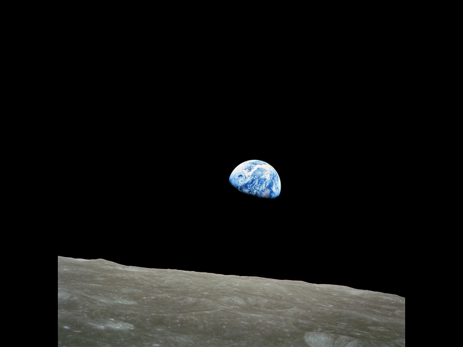 earthrise nasa - photo #32