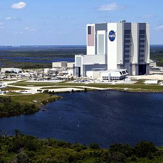 NASA Provides Coverage of Vice President Pence's Visit to Kennedy Space Center