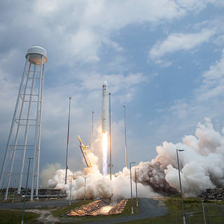 Next Space Station Cargo Launch From Virginia Targeted for August, NASA Opens Media Accreditation