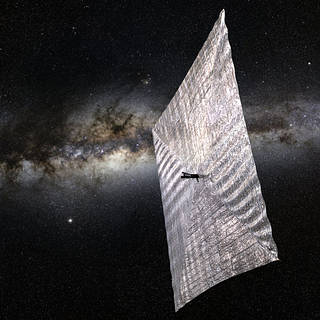 NASA?s CubeSat Initiative Aids in Testing of Technology for Solar Sails in Space