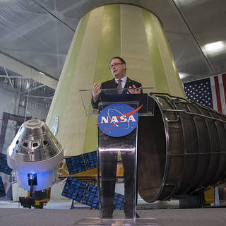 NASA Acting Administrator Statement on Fiscal Year 2019 Budget Proposal