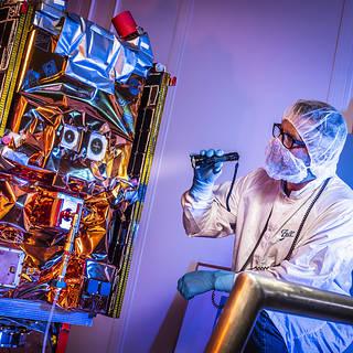 NASA Highlights Innovation, Technology at Virtual SciTech Forum