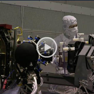 """NASA's Webb """"Strong and Steady"""" in New 'Behind the Webb' Video image"""