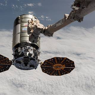 NASA Television to Air Departure of Northrop Grumman's Cygnus from Space Station