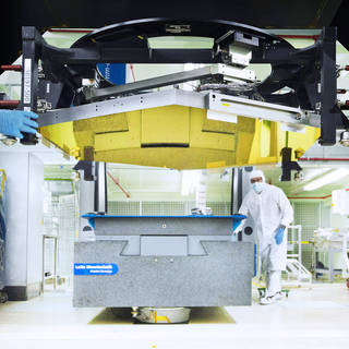 Round of Testing Completed on Webb Telescope Flight Mirrors image