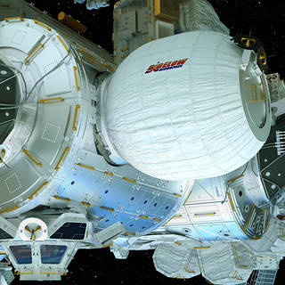 NASA Televises, Hosts Events for Deployment of First Expandable Habitat on International Space Station