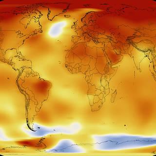 NASA, NOAA Data Show 2016 Warmest Year on Record Globally