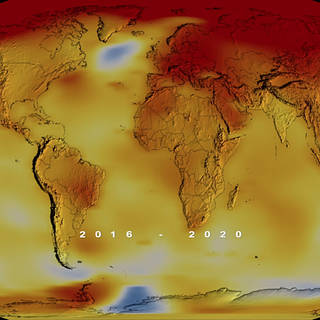2020 Tied for Warmest Year on Record NASA Analysis Shows