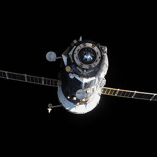 NASA to Air Launch of Russian Cargo Ship, Docking at International Space Station
