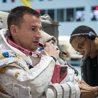 NASA Astronaut Available for Interviews Before First Space Mission