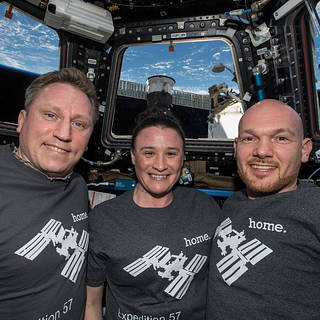 NASA TV to Air International Space Station Crew Landing