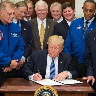 NASA Statement on National Space Council