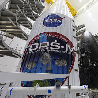 NASA Television to Air Launch of Next Communications Satellite