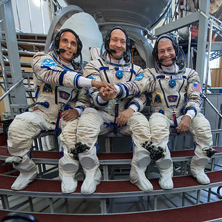 NASA Television Coverage Set for Next International Space Station Crew Launch