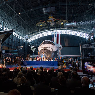 NASA Establishes Advisory Group for National Space Council