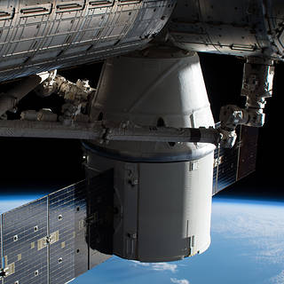 U.S. Cargo Spacecraft Set for Departure from International Space Station