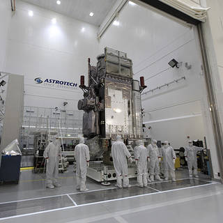 NASA Invites Media to See NOAA Weather Spacecraft Before March Launch