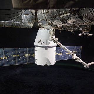 US Cargo Spaceship Set for Departure from International Space Station