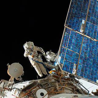 Coverage Set for Russian Spacewalk at International Space Station