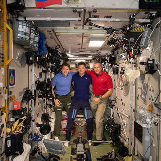 NASA Television to Cover Departure Landing of Astronaut Anne McClain a