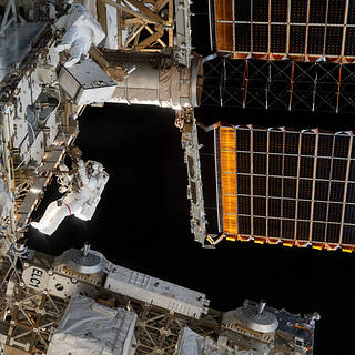 NASA TV to Air US Spacewalk,