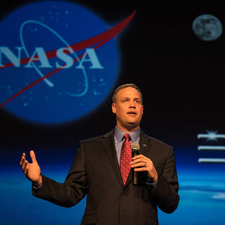 NASA Administrator Available to Speak with Media at Paris Air Show